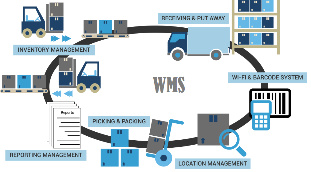 Warehouse Management System Alexis Global Pvt Ltd