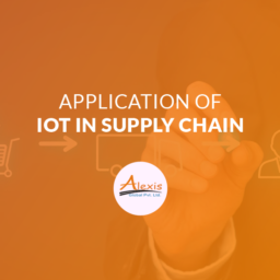 Application of IoT in Supply Chain