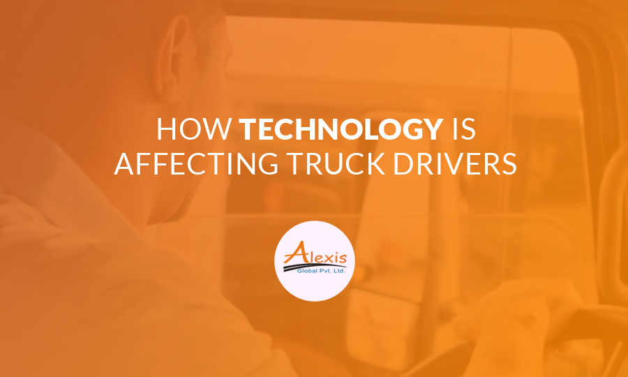 How Technology is Affecting Truck Drivers